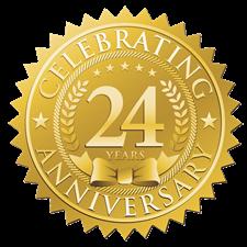 24th Anniversary